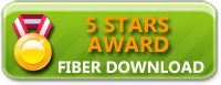 FiberDownload Award
